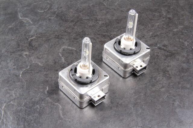 NEU SET 2x 35W D1S 6000K Xenon Brenner Ersatz Lampe Birne E-Zulassung Tüv Frei