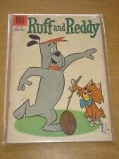 RUFF AND REDDY #7 VG+ (4.5) DELL COMICS OCTOBER 1960