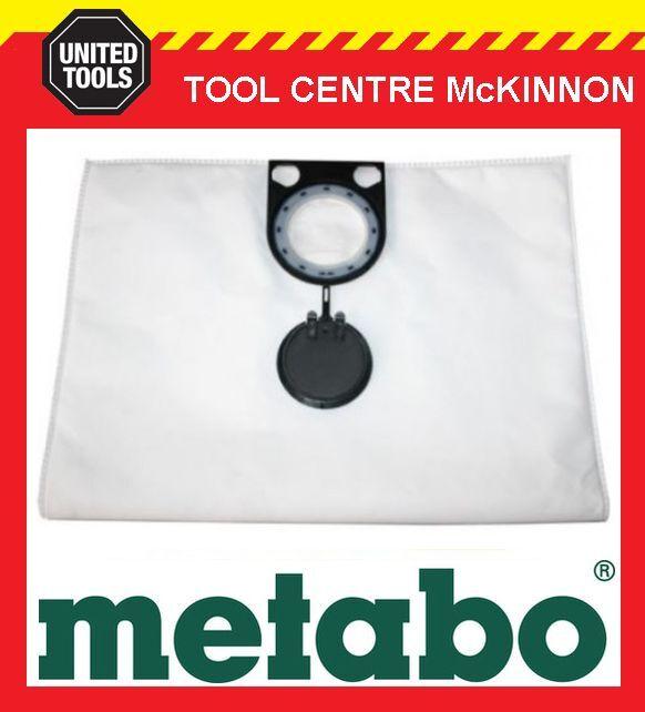 METABO 6.30343 25/35L FLEECE DUST BAGS x5 – SUIT ASR35, ASR25, ASR2025, ASA2025