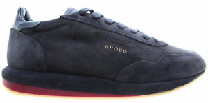 Low Hommes Navy Man 02 Chaussures Leather Ghoud Suede Venice Ita Sneakers qznIFYE
