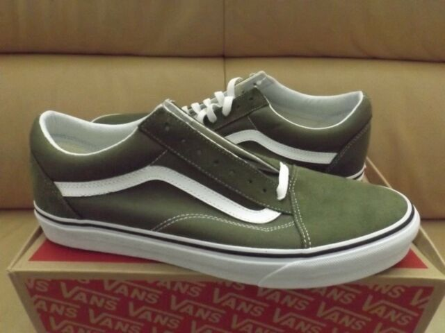 official images exquisite style new product VANS Old Skool Winter Moss Sneaker Skate Shoes Classic A38g1ow2 ...