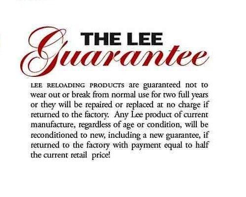 Lee Precision  Breech Lock Hand Press Kit    # 90180  New!