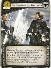 A Game of Thrones 2.0 LCG - 1x The Sword in the Darkness #140 - Base Set - Secon