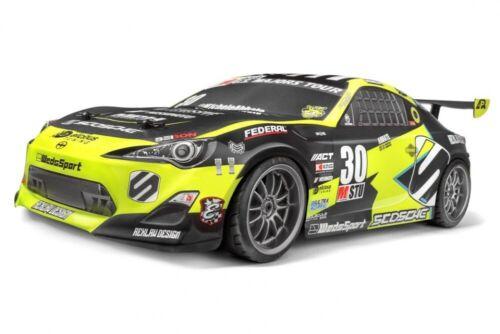 HPI Racing E10 Michele Abbate Grrracing Touring Car RTR 4WD HPI120090