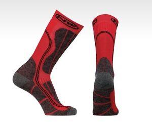 Calze-Invernali-Northwave-Mod-HUSKY-CERAMIC-RED-BLACK-WINTER-SOCKS-NORTHWAVE-HUS