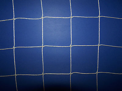 """25/' x 6/' BLACK SQUARE 4/""""  #36 VOLLEYBALL BASKETBALL SOCCER BARRIER NETS"""