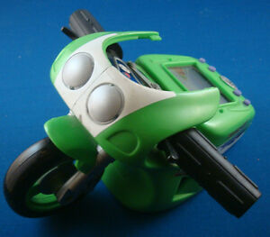 KAWASAKI MOTORCYCLE ELECTRONIC HANDHELD TOY GAME MODEL MOTOR CYCLE TOY CAR ZX-7R