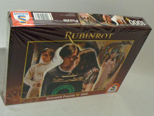 Alle Teile Von Rubinrot