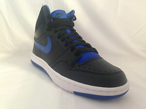 Nike 041 457701 Size Court Black Uk blue 8 Force Nd 7 Hi 5 white 5 rrzqCT