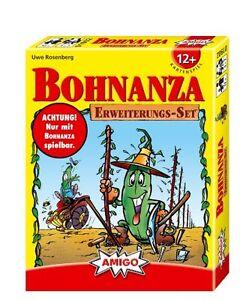Amigo-Spiele-Bohnanza-Erweiterungs-Set-Strategiespiele-Kartenspiel-Spielzeug