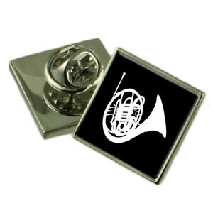 Delightful Image Is Loading Music Orchestra French Horn Lapel Pin Badge Gift