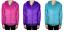 NEW-SNOZU-Girl-039-s-Sherpa-Hooded-Jacket-VARIETY thumbnail 1