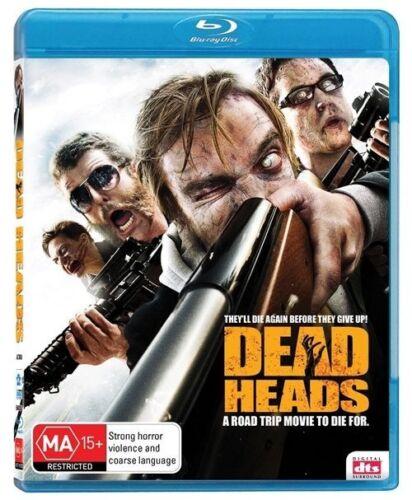 1 of 1 - Dead Heads (Blu-ray, 2012) Like NEW ZOM COM