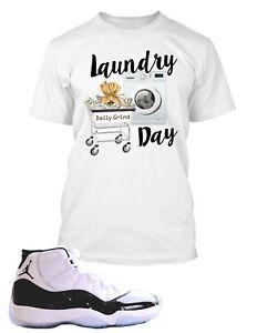 Tee Shirt To Match Retro Jordan 11 Concord Shoe Mens Graphic Pro