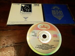 Big-Country-The-Crossing-West-Germany-Press-Cd-Ottimo