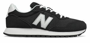New-Balance-Men-039-s-527-Shoes-Black-with-White