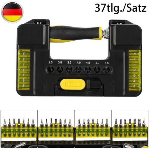 37er Set Torx Feinmechanik Mini Werkzeug Set Schraubenzieher Elektronik Uhrmache