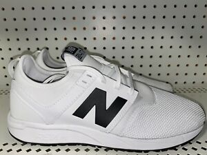 New-Balance-247-Classic-Mens-Athletic-Running-Shoes-Size-10-White-Black