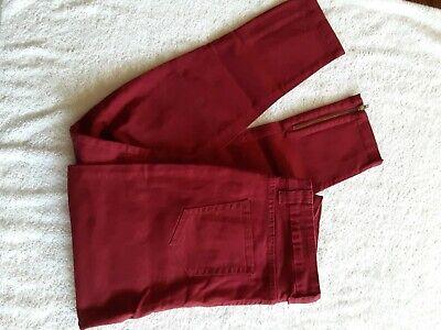 Ladies Red Jeans BONGO
