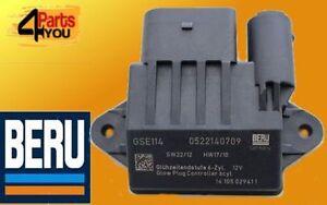 Details about BERU GLOW PLUG RELAY CONTROL UNIT MODULE MERCEDES OM642 on