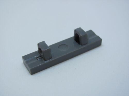 LEGO 44822 @@ Hinge Tile 1 x 4 Locking Dual 1 Fingers 4738 6209 7676 80 DkBG