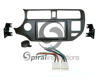Radio Stereo Installation Dash Kit SWC Combo DD + Wire Harness K13S