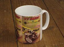 Isle of Man TT Races 1954 Programme Cover Advert MUG