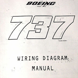 Boeing 737 25a airframe wiring diagram manual ebay image is loading boeing 737 25a airframe wiring diagram manual cheapraybanclubmaster Choice Image