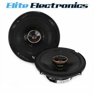 "Infinity REF-6532IX 6.5"" 60W RMS 2-Way Car Coaxial Speakers 6-1/2"""