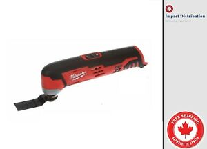 Milwaukee-2426-20-M12-cordless-Multi-tool-Variable-Speed-Accessories-TOOL-ONLY