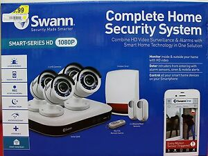 Home Security Cameras Reviews: Swann Home Security System
