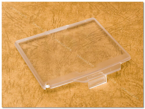 BM8 BM-8 Hard Plastic Screen LCD Cover Screen Protector For Nikon D300 D300s