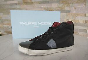 Model EhemUvp € Gr Top Alta 255 41 Schuhe Neu Classic Philippe High Sneakers 9IDEH2W