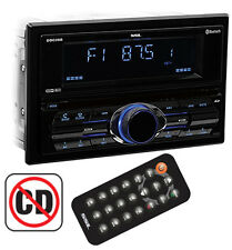 Soundstorm DDML28B 2-Din MP3 Car Player Stereo Aux USB/SD Receiver Bluetooth