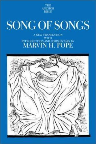 Songs of Songs (The Anchor Bible, Vol. 7C)-ExLibrary