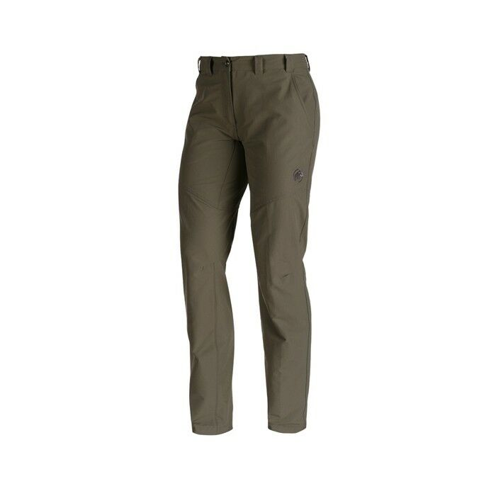Mammut Hiking Pants damen, bistre