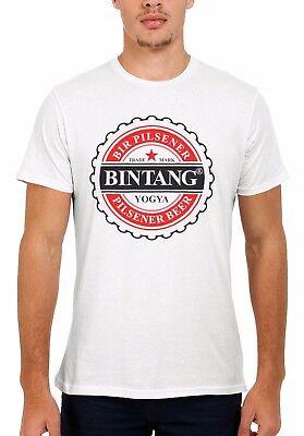 Ehrlich Bintang Bali Beer Summer Funny Cool Men Women Vest Tank Top Unisex T Shirt 1905 Durchblutung Aktivieren Und Sehnen Und Knochen StäRken