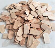 50 St Krippenzubehör Krippenbau Biberschwanz Schindeln 50x90mm Lärchenholz