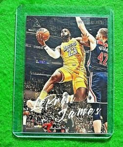 LEBRON-JAMES-LUMINANCE-CARD-LOS-ANGELES-LAKERS-2019-20-CHRONICLES-LUMINANCE