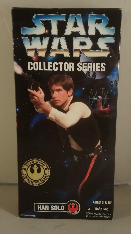 estrella guerras da collezione serie 12 Han Solo