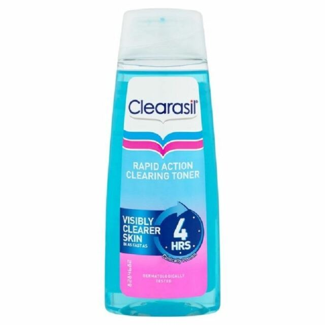 Clearasil Rapid Action Clearing Toner 200ml