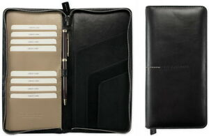 Paul-amp-Quinton-Ticket-Wallet-Travel-Wallet-Id-Pouch-Very-High-Quality-Leather