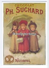 ad0777 - Philippe Suchard's Swiss Chocolat - Neuchatel - Modern Advert Postcard