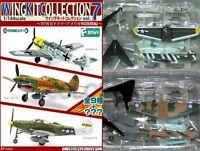 1/144 Wing Kit P-39Q Aircobra US P-40E Warhawk Australia F-Toys Secret 7#SP1+SP2