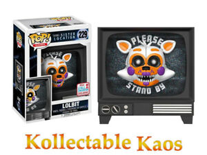 Five-Nights-at-Freddy-039-s-Sister-Location-Lolbit-Pop-Vinyl-229-NYCC17-RS