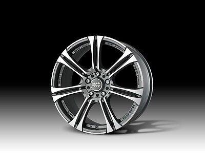 Set of 4 MOMO Car Wheel Rim Next 16 x 7 Anthracite 5 on 114.3 mm NE70651442A