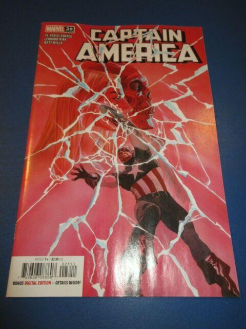 Captain America #28 NM Gem Wow Alex Ross