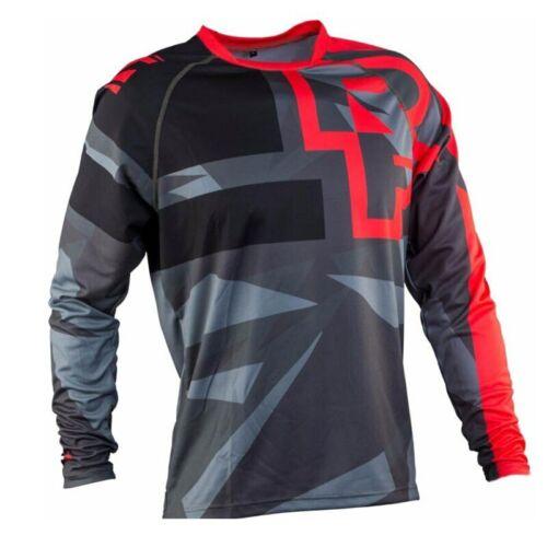 motocross jersey  Enduro Downhill Jersey Mountain Bike Racing Clothing Men