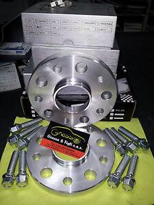 Coppia Distanziali Ruota AUDI Q7 4L VOLKSWAGEN VW TOUAREG V6 V8 V10 16mm