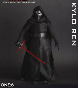 Crazy-Toys-1-6TH-SCALE-Star-Wars-Kylo-Ren-Model-Action-Figure-Toy-Doll-Statue